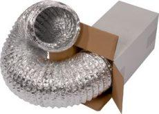 Flexibilis aluminium cső NA 203