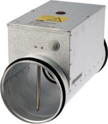 CVA-M 200-1200W-1f  Elektromos fűtő kalorifer beépített szabályzó nélkül