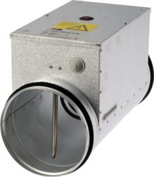 CVA-M 160- 1000W-1f  Elektromos fűtő kalorifer beépített szabályzó nélkül