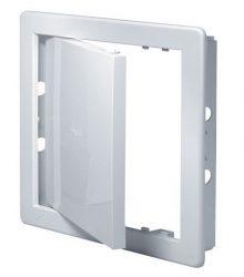 Awenta DT15 műanyag szervizajtó fehér 300X300