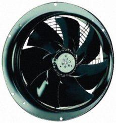 Ebm-Papst W4E350-CN02-31 fali axiális ventilátor