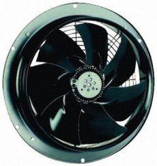 Ebm-Papst W4E400-CP02-31 fali axiális ventilátor