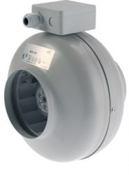 BCA 160L radiális csőventilátor