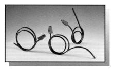 Műszerventilátor kábel