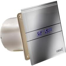 Cata E-100 GTH SILVER páraérzékelős ventilátor