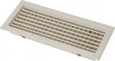 ATC SHVN 600x100 Kétsoros acél kültéri szellőzőrács