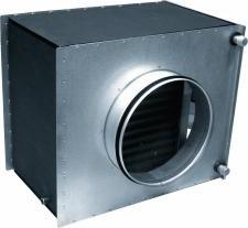 CWK 400 Hidegvizes hűtőkalorifer