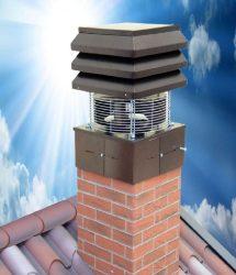 Tirafumo tetőventilátor fordulatszám szabályozóval