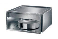 Maico Hangszigetelt radiál csatornaventilátor EC motorral, váltóáram, 700 x 400, 6400 m3/h, DSK 35 EC