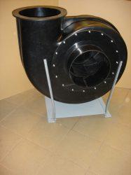 TPMV 140/2 V Ex PP/PP z2   Robbanásbiztos centrifugál ventilátor