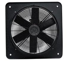 Vortice E504 T ATEX Gr II cat 2G/D b T4/135 X Robbanásbiztos fali axiál ventilátor