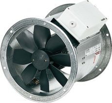 Maico DZR 35/4 B Axiális csőventilátor DN 350, háromfázisú váltóáram  Termékszám: 0086.0027