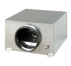 KSB100 Hő- és hangszigetelt csatornaventilátor