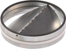 Csőbe csúsztatható fém visszacsapó szelep NA160