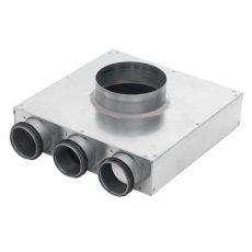 HV PVCU 100-63/1 csatlakozó doboz