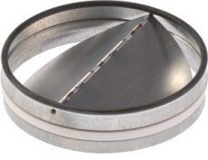 Csőbe csúsztatható fém visszacsapó szelep NA150