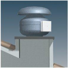 Vortice CA 200 MD E RF tetőventilátor