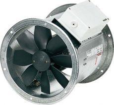 Maico EZR 25/4 D  Nagyteljesítményű axiális csőventilátor, NA250, 230V, 1.000 m3/h