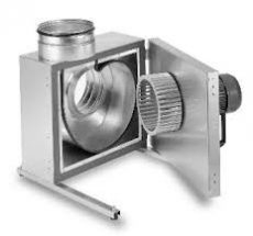 Helios MBD 280/4 Ex MegaBox radiális ventilátor, Robbanásbiztos-kivitel