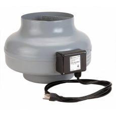 AXC 125B Fémházas radiális csőventilátor