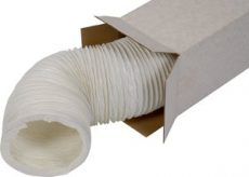 Flexibilis műanyag cső NA200