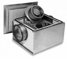 Helios SilentBox® SB 200C hangcsillapított ventilátor