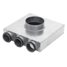 HV PVCU 100-63/2 csatlakozó doboz