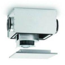 Helios Silent Box SB EC 125 B hangcsillapított ventilátor