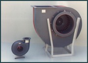 TPMV 160 N PVC sav és lúgálló centrifugál ventilátor