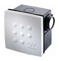 Vortice Micro 100 I T HCS radiális kisventilátor süllyesztett házzal, állítható időkapcsolóval, páraérzékelővel (12065)