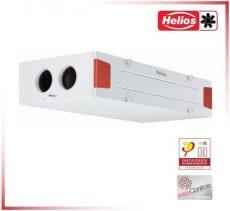 Helios KWL EC 220 D R Hővisszanyerős központi szellőző, jobboldali
