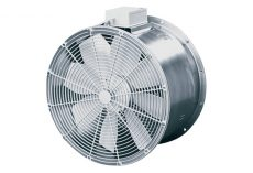 Maico Melegházi ventilátor, DN 400, 1 fázisú, 3.800 m³/h EZG 40/4 B