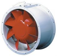 Helios RADAX  félaxiális csőventilátor, ~3, 400V, robbanásbiztos, VARD 450/6 Ex