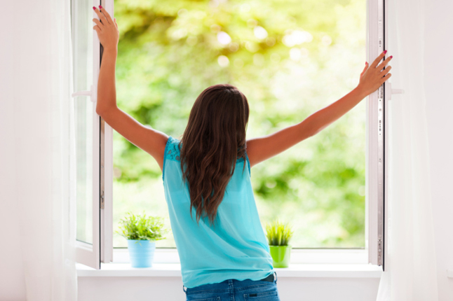 Szellő ablakventilátor